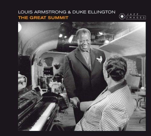 Album des Tages, 06.07.2021: Louis Armstrong & Duke Ellington | The Great Summit