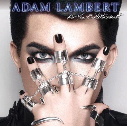 Album des Tages, 13.06.2021: Adam Lambert   For Your Entertainment