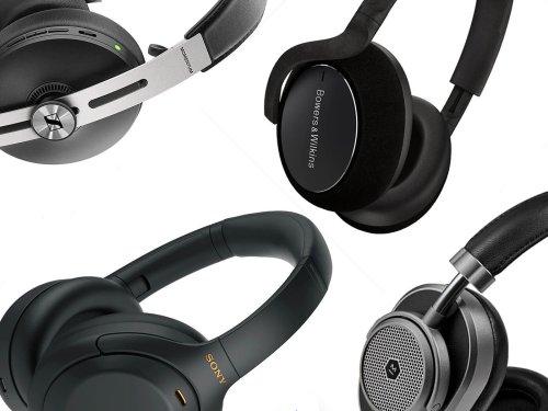 Best Noise-cancelling Bluetooth Headphones: Sony, Sennheiser, Bose Reviews