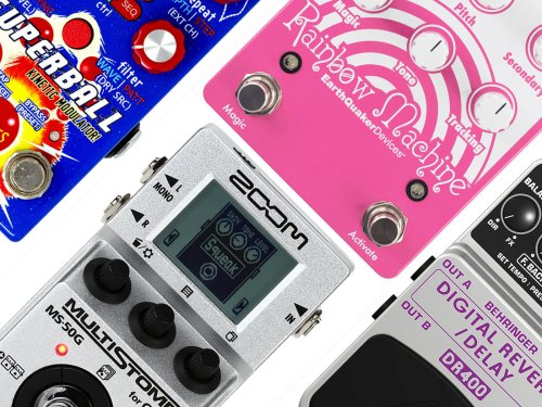 The best guitar pedals to buy in 2021: 16 best pedals for music production | MusicTech
