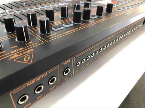 Behringer shares progress of new LmDrum drum machine inspired by the LinnDrum