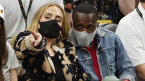 Adele: Verliebt in LeBron James' Agenten?