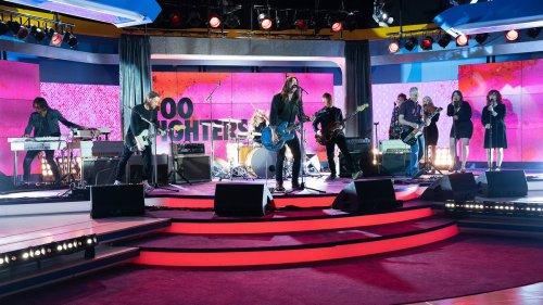 """Cameo-Auftritt in """"The Morning Show"""": Jennifer Aniston ist """"Superfan"""" von Dave Grohl und den Foo Fighters"""