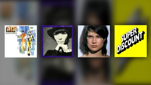 French Pop: 20 französische Alben, die wir unbedingt empfehlen