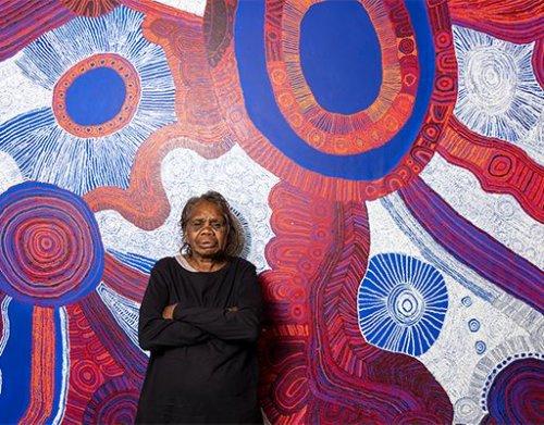Keeping the Story Strong: Betty Kuntiwa Pumani