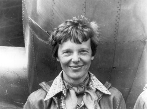 Hallan la última carta de Amelia Earhart antes de desaparecer