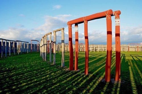 Descubren 130 viviendas en el 'Stonehenge' de Alemania