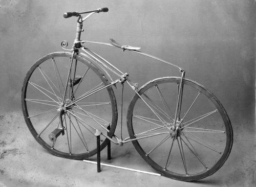 ¿Cuál es el origen de la bicicleta?