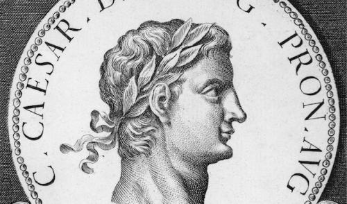 Cuando Calígula le declaró la guerra al mar
