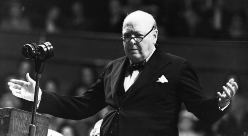 Diez frases de Winston Churchill