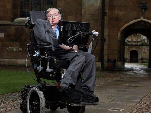 Stephen Hawking, más de 50 años conviviendo con ELA