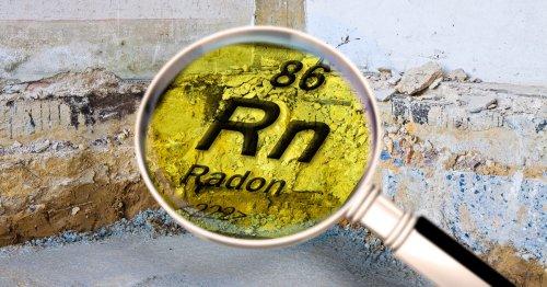 Radón, el gas doméstico invisible que provoca cáncer