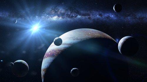 Las pequeñas lunas de Júpiter