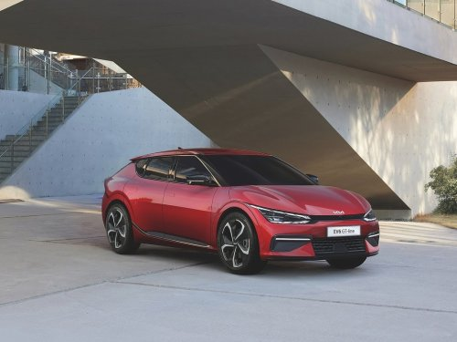 Kia EV6: la visión eléctrica llega en 2021