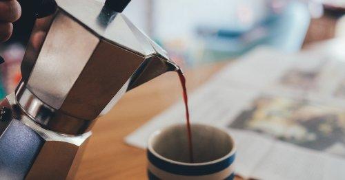 Empieza el día como se merece con una de las mejores cafeteras italianas de inducción