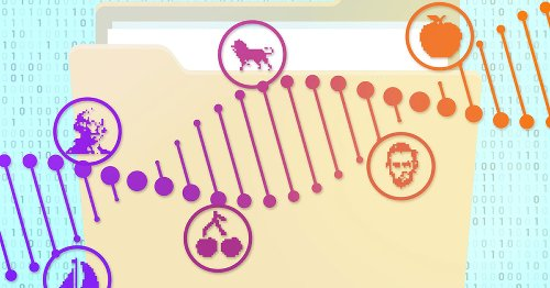 Todos los datos del mundo entrarían en una taza de ADN