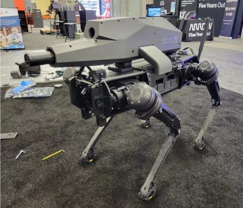 Los perros robot asesinos de Black Mirror ya son una realidad