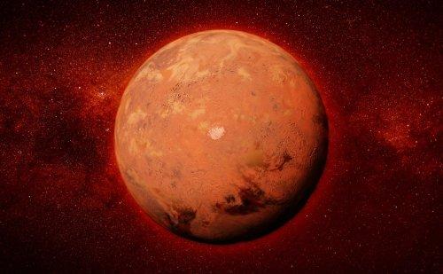 Curiosidades sobre Marte que quizá no conocías