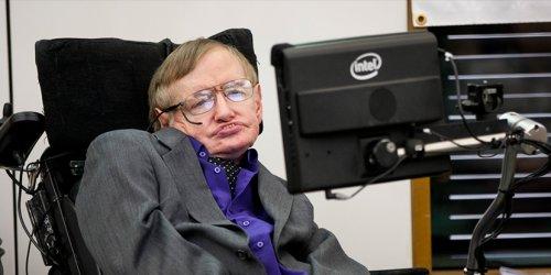 Cómo Intel ayudó a hablar a Stephen Hawking