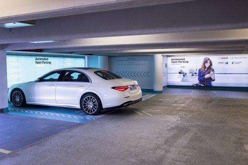 El primer aparcamiento sin conductor está cerca, pero no en España