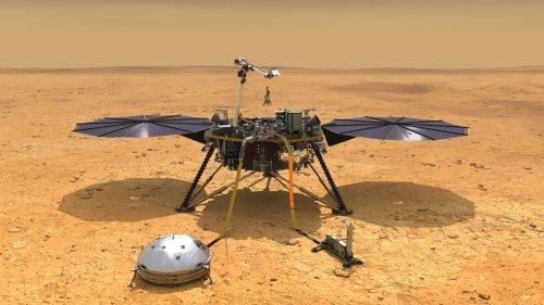 Las claves de la misión InSight para estudiar Marte - ¿Qué es el módulo InSight?