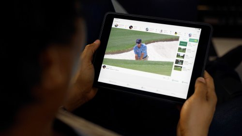Cómo ver el Masters de Augusta de golf desde casa, con inteligencia artificial