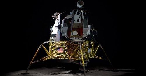 Esta era la tecnología a bordo del Apolo 11 y que nos llevó a la Luna