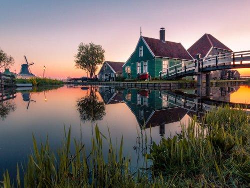 ¿Va a desaparecer Holanda a causa del cambio climático?
