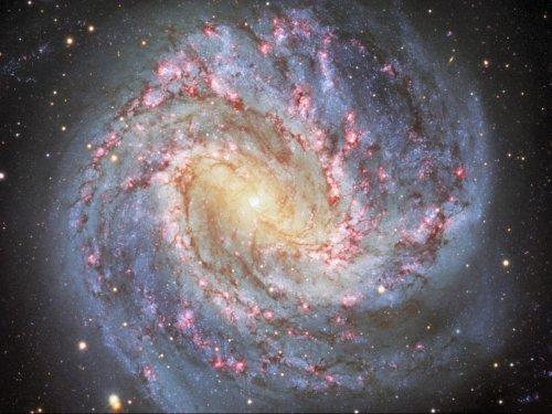 La galaxia del Molinillo Austral, con todo lujo de detalles