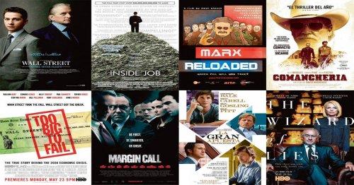 Las mejores películas sobre la crisis financiera de 2008