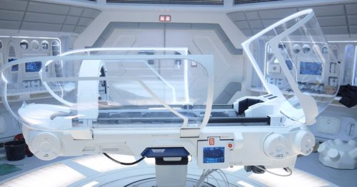 The Quantum Healing Technologies of Med Beds - My Amazing Stuff