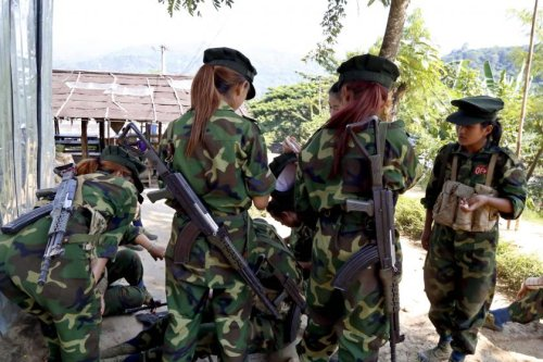 Burma-Myanmar: Kachin Independence Army (KIA) says more clashes likely despite military junta's ceasefire announcement » Wars in the World