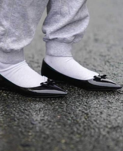 Schuh-Trend: Der Ballet Slipper ist zurück!