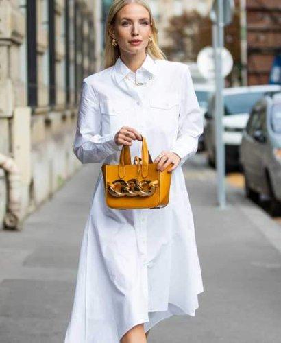 Weiße Kleider für den Sommer 2021