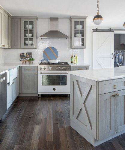 20 Rustic Kitchen Cabinet Ideas That Add a Little Farmhouse Flair