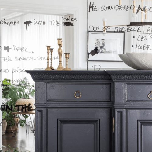 What Is Chalk Paint? Here's Your Guide to This Trending Matte Paint