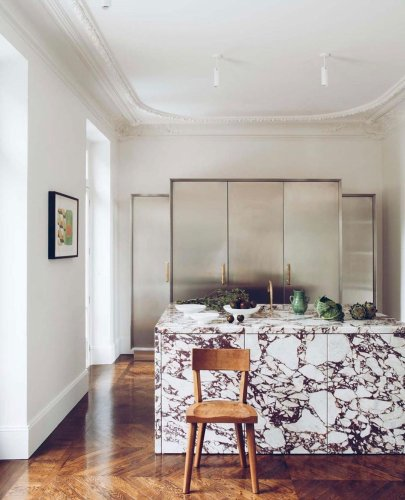 This Eye-Catching Marble Style Is Taking Over Instagram—And We Can't Get Enough