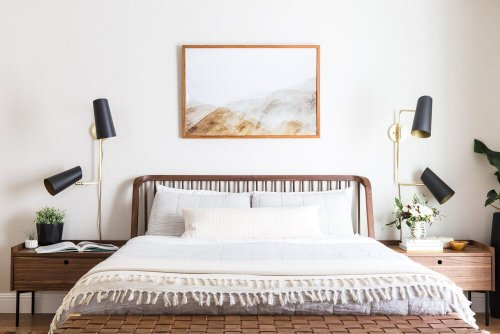 Keeping Tabs: I Just Redecorated My Bedroom & These 6 Products Turned It Into a Sanctuary