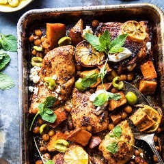 Discover sheet pan dinners