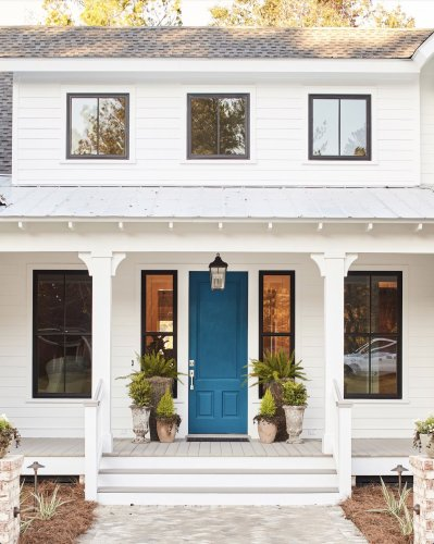 The 8 Best Paint Colors to Choose for a Bright Front Door