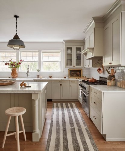 22 French Kitchen Ideas to Transport You to the Countryside