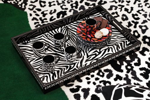 DVF and H&M Team Up On A Bold Line of Home Goods