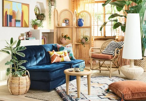Target's New Jungalow Line Is Full of Stylish, Affordable, Globally-Inspired Finds