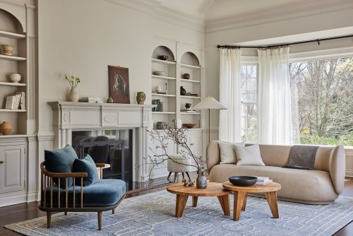 What Is Transitional Design? A Guide to the Modern-Meets-Classic Style