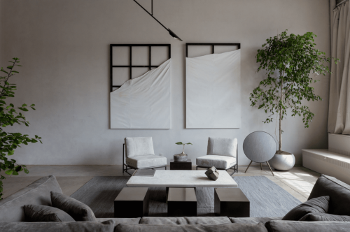23 Sleek Industrial Living Rooms With Design Ideas Worth Stealing