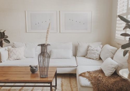 29 Striking White Living Rooms to Inspire Your Next Redesign