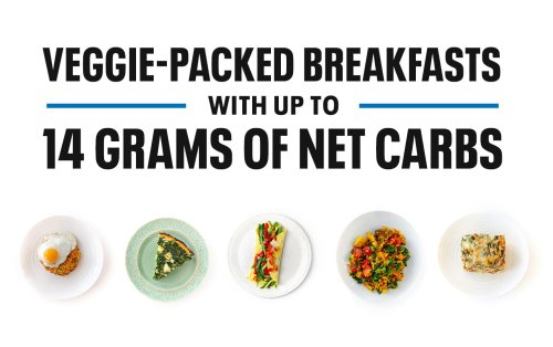 What Veggie-Packed Breakfasts With up to 14 Grams of Net Carbs Look Like   Nutrition   MyFitnessPal