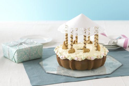 Merry-Go-Round Cake