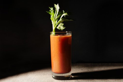 GREY POUPON Bloody Mary Recipe
