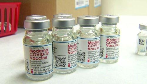 Duke researchers find Moderna vaccine is effective against 2 variants